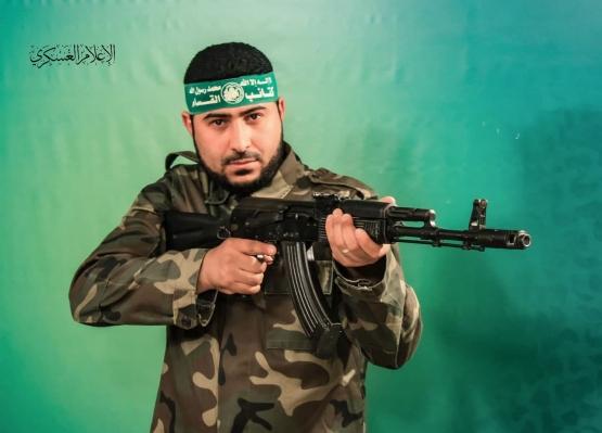 الشهيد القسامي المجاهد/ أحمد سعيد المصري