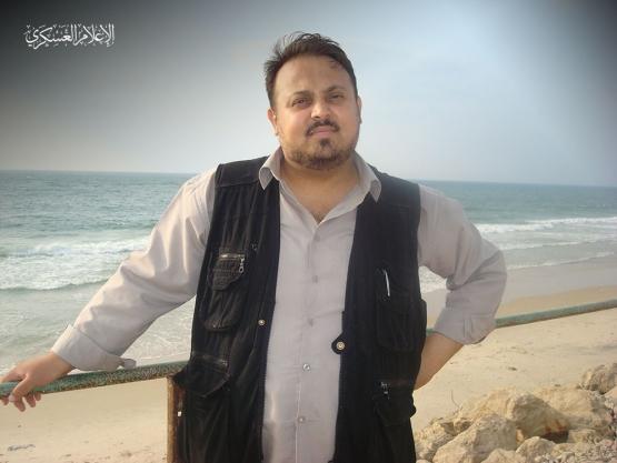 القائد القسامي المجاهد/ أسامة عمر أبو زيد