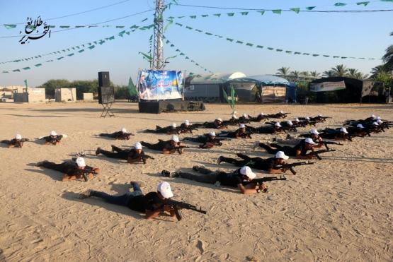 فعاليات مخيمات طلائع التحرير - المرحلة الثالثة - اليوم الثاني - ألبوم 1