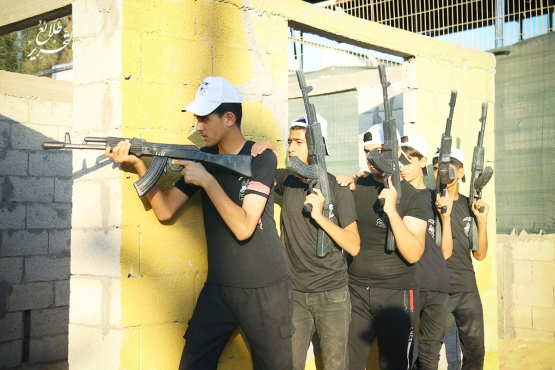 فعاليات مخيمات طلائع التحرير - المرحلة الثالثة - اليوم الثاني - ألبوم 5