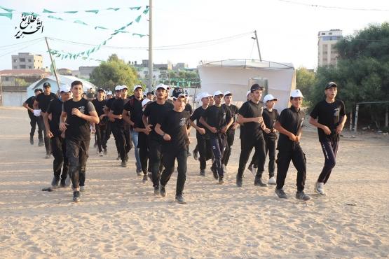 فعاليات مخيمات طلائع التحرير - المرحلة الثالثة - اليوم الثاني - ألبوم 3