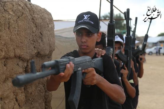 فعاليات مخيمات طلائع التحرير - المرحلة الثالثة - اليوم الرابع - ألبوم 1