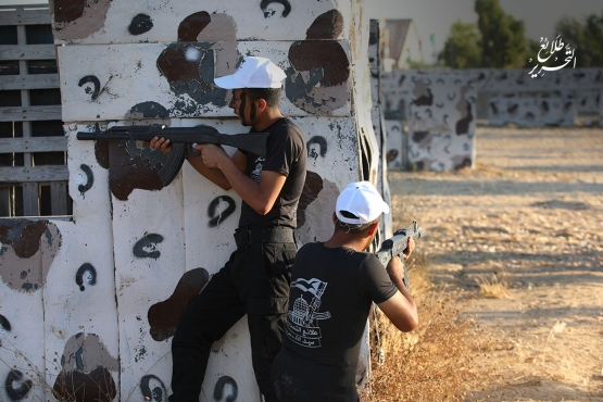 فعاليات مخيمات طلائع التحرير - المرحلة الثالثة - اليوم الرابع - ألبوم 5