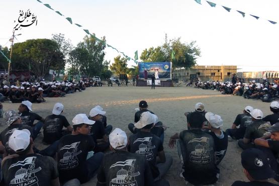 فعاليات مخيمات طلائع التحرير - المرحلة الثالثة - اليوم الخامس - ألبوم 3