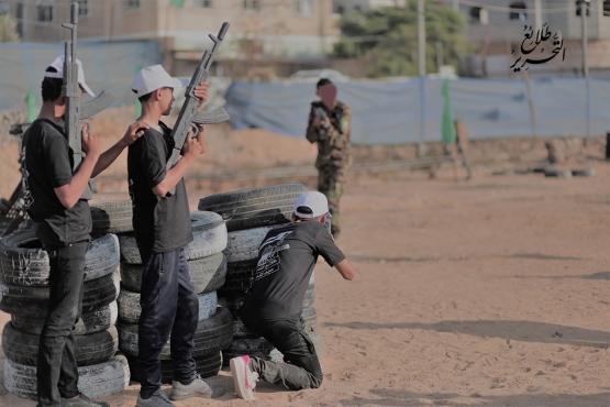 فعاليات مخيمات طلائع التحرير - المرحلة الثالثة - اليوم الثالث - ألبوم 4