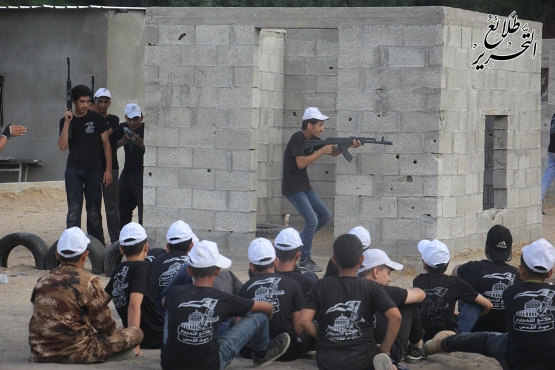 فعاليات مخيمات طلائع التحرير - المرحلة الثالثة - اليوم الخامس - ألبوم 2