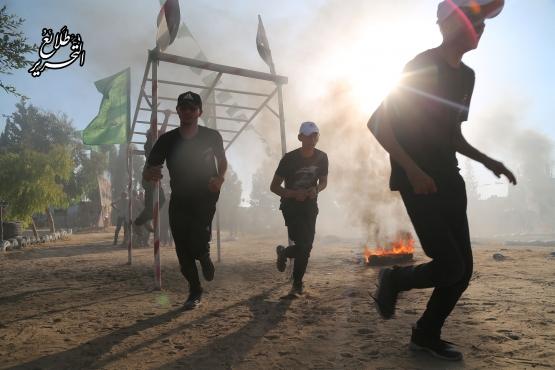 فعاليات مخيمات طلائع التحرير - المرحلة الثالثة - اليوم الثاني - ألبوم 4