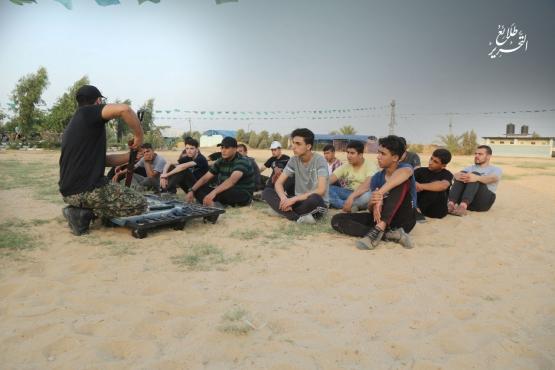 اليوم الثالث للدورة العسكرية التدريبية «سيف القدس»  - لواء الشمال