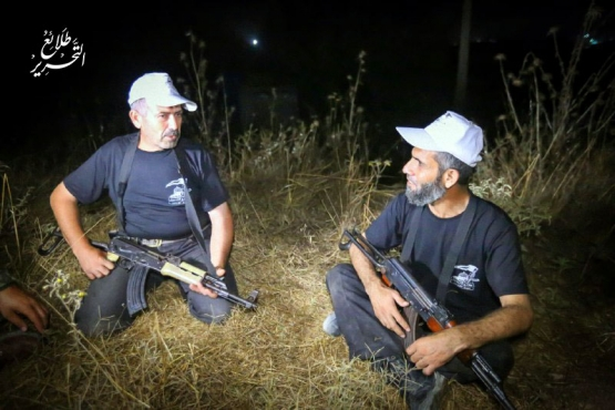 اليوم الخامس للدورة العسكرية التدريبية «سيف القدس»  - لواء غزة