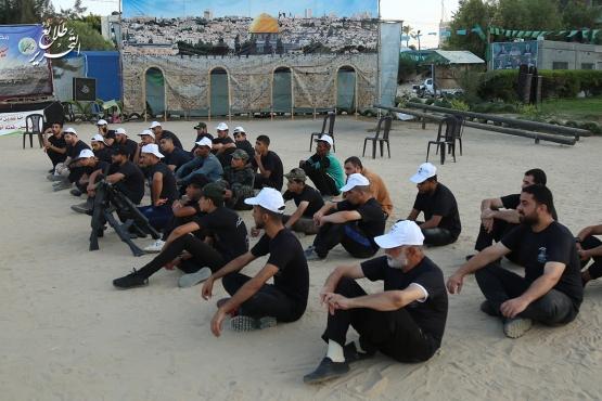 اليوم الثالث للدورة العسكرية التدريبية «سيف القدس»  - لواء خانيونس