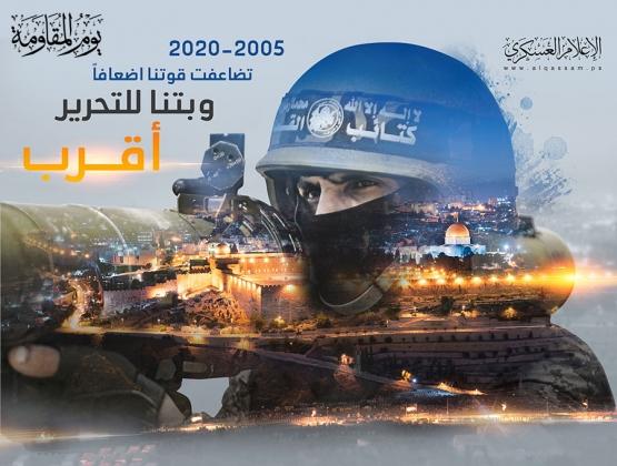 ذكرى تحرير غزة - يوم المقاومة