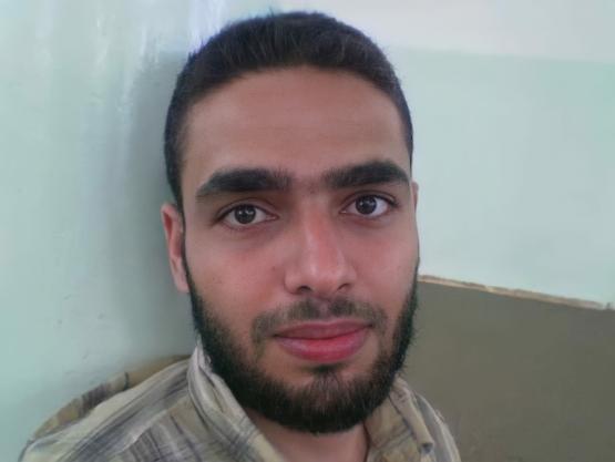 الشهيد القسامي /  منير إبراهيم أبو برهم