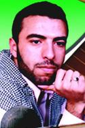 خالد غازي المصري