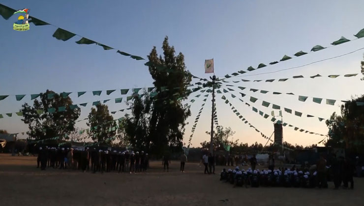 مشاهد من مخيمات طلائع التحرير «سيف القدس» (10-7)