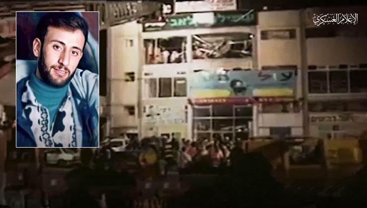 انفو عملية الاستشهادي محمد جميل عودة