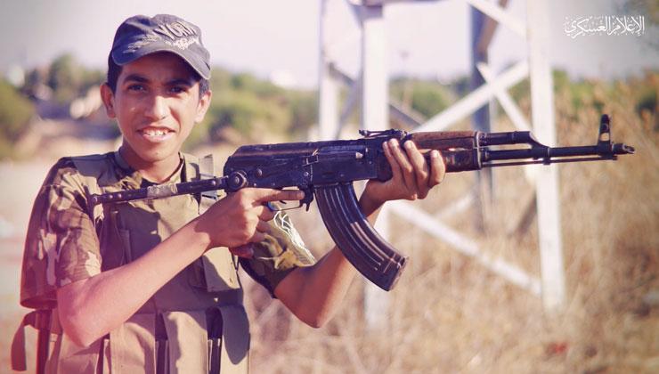فيلم الشهيد القسامي «رمضان عواد»