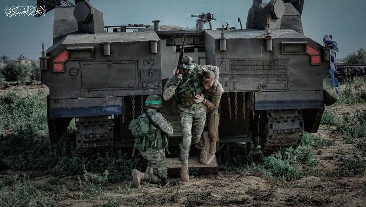 انفو فيديو.. عملية أسر الجندي «آلون كرفاني»